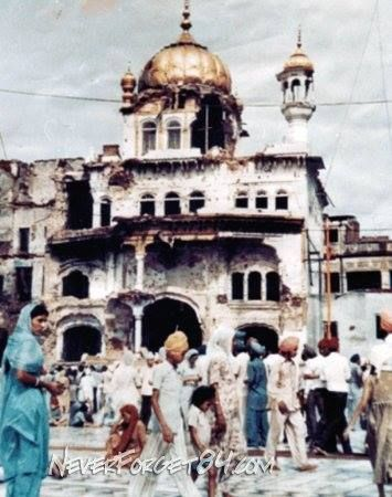 "This is a ""Harimandir Sahib (golden temple) which is located in AMRITSAR ( Punjab )."