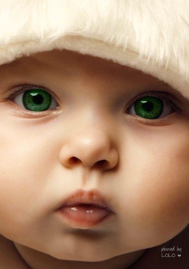 ★♥★ olhos verdes lindo