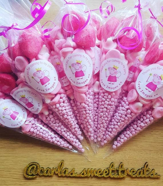 10 aristocats Personalised Themed DIY Party Cones