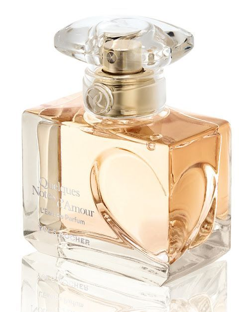 Yves Rocher: Quelques Notes D'Amour, for women - 2016