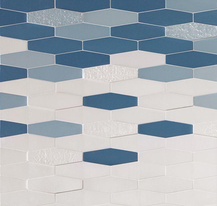 17 Best Images About Shaped Tiles On Pinterest Mosaics