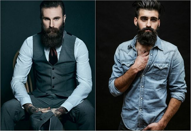 We feature Long Hair, Slicked Back, Buzz Cut x Beard, Crew Cut, French Crop and Mod Cut in our guide to Men's Hairstyle Trends for 2017.