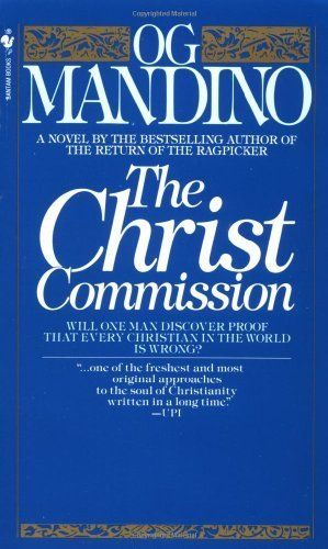 16 best brendons book recommendations personal growth fiction the christ commission by og mandino 557 publisher bantam march 2 fandeluxe Choice Image
