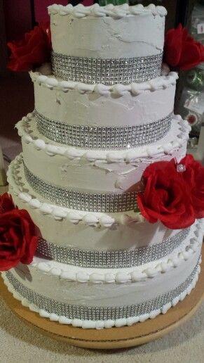 79 best SWEET 16 Cake Ideas images on Pinterest   Cake wedding ...