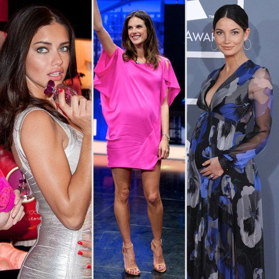 Alessandra Ambrosio and Lily Aldridge adriana lima | ... Angels Pregnant: Alessandra Ambrosio, Adriana Lima & Lily Aldridge