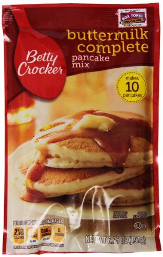 Bisquick Complete Pouch Buttermilk Pancake 675 Ounce Pack of 9 ** Read more reviews of the product by visiting the link on the image. (This is an affiliate link) #BakingMixes