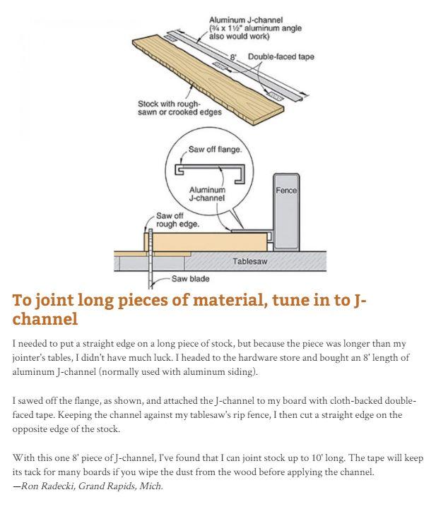 escuadrar madera con cierra circular