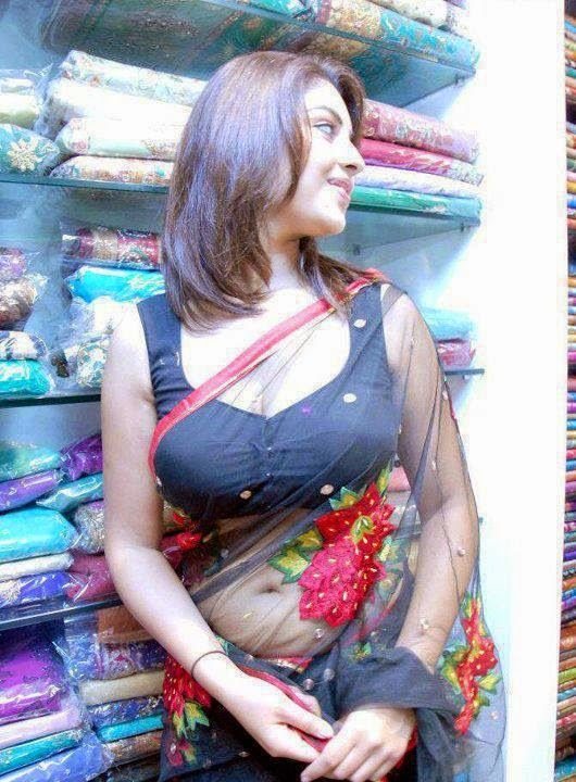 Beautiful Indian Girls In Saree Sexy Pictures