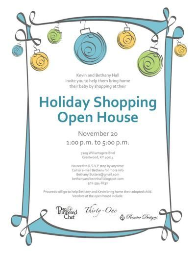 56 best open house images on Pinterest Mary kay, Open house and - open house templates