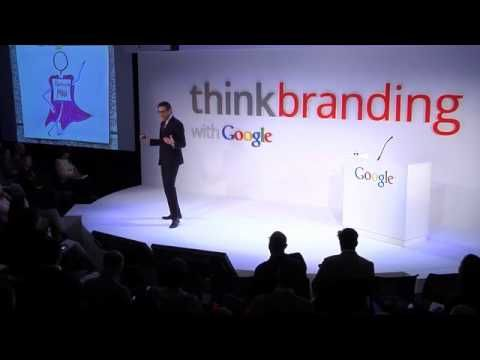 """Think Branding, with Google - Conference Keynote - """"Branding in the New Normal"""" - YouTube"""