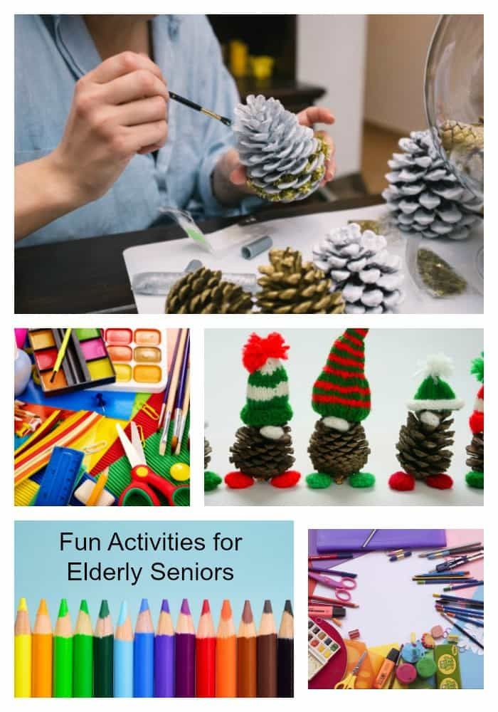 Christmas and other fun activities senior citizens | Fun activities
