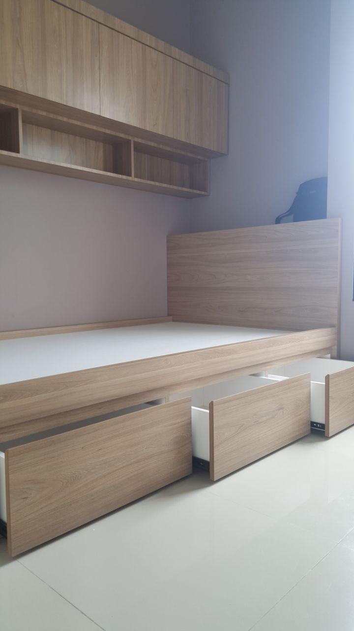 Desain Kamar Kos Ala Apartemen