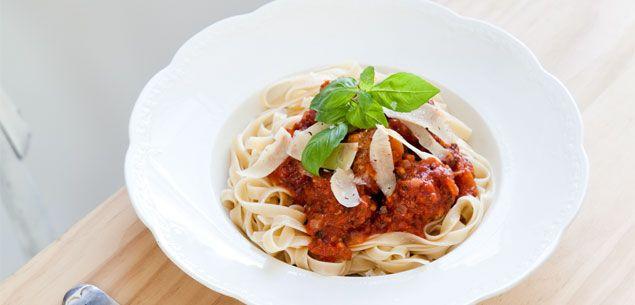 Food   Recipe   Italian Meatballs In Tomato Sauce - Food & recipes - Recipes - New Zealand Woman's Weekly