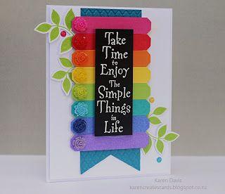 Karen Creates Cards