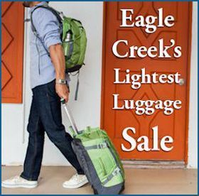 Eagle Creek Luggage Sale