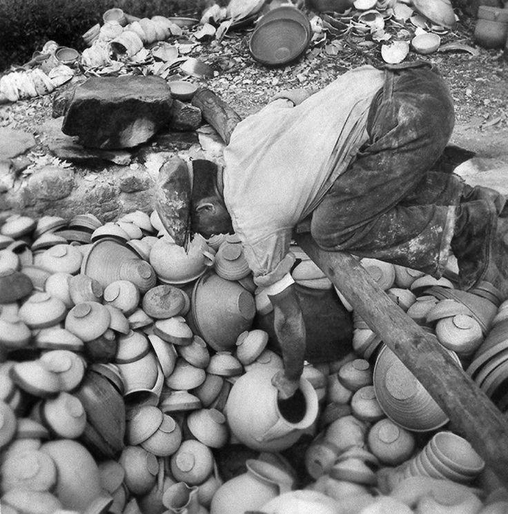 Da serie 'Oleiros' (1930-1936)