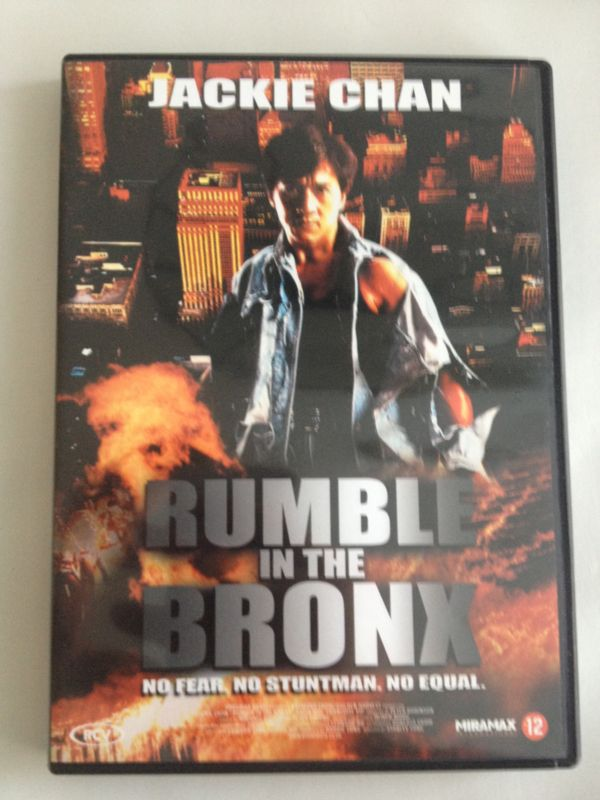 DVD Rumble in the Bronx