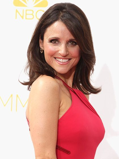 Julia Louis-Dreyfus dishes on how she'd look if her beauty entourage took the night off. | allure.com