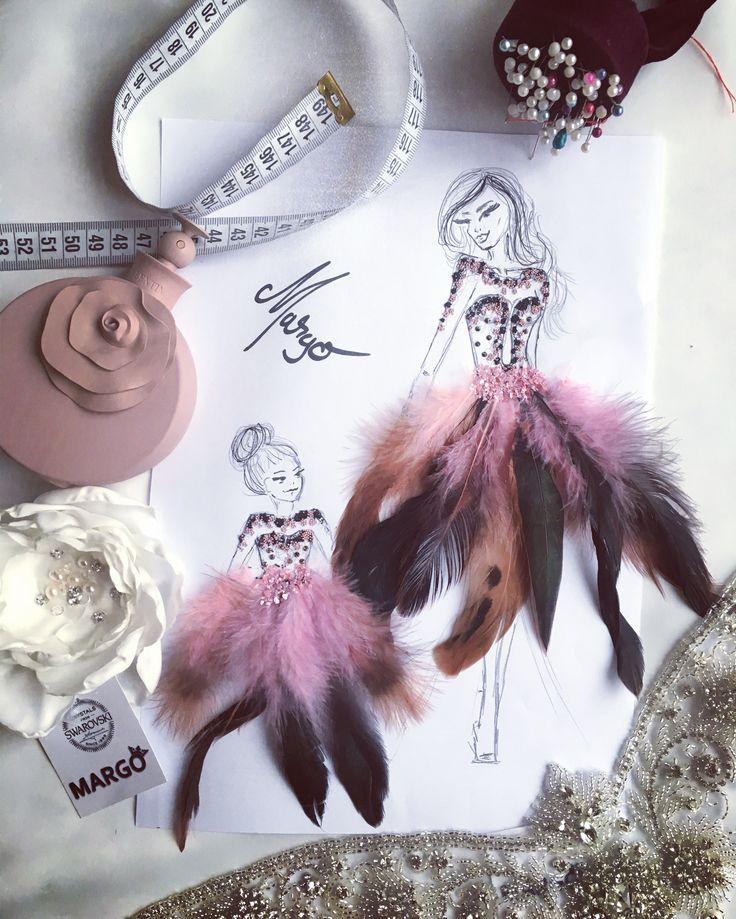 #workinprogress #womaninlove #solstiss #lace #swarovski #embroidery #swarovskiembroidery #valentino #powderpink #girlandmom #luxurydress #luxurylace #luxury #custom #customdress #customdesign #dresstobe #dressillustration #illustration #dresses #dress #margo #margoconcept #margoconceptatelier #rochiimamafiica