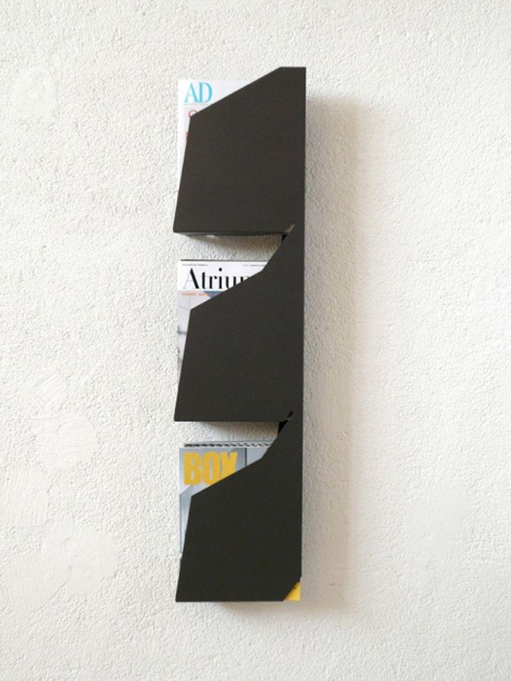Contemporary Magazine Rack