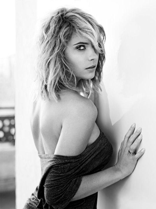 Ashley Benson by Mariano Vivanco