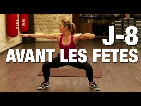 Fitness Master Class - Fitness avant les fêtes J-8