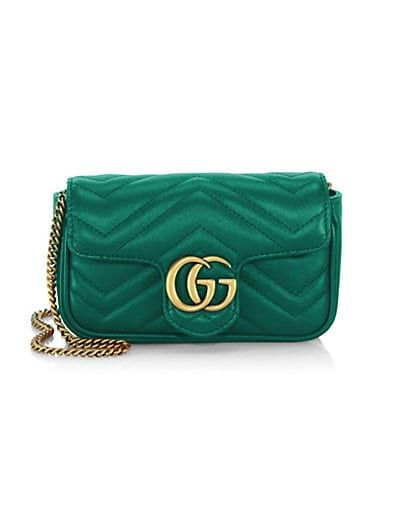 c71191cbe GG Marmont Matelassé Leather Mini Chain Camera Bag | 2019 Lust List ...