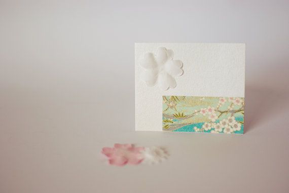 Blank Gift Cards by MascandFemme on Etsy, $3.00