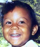 Rilya Wilson, precious baby probably murdered at four years old.  God is watching her now and she is safe. <3