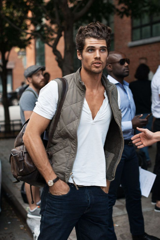 New York Fashion Week Day 1: Best Men's Street Style gallery (4 of 7) - GQ