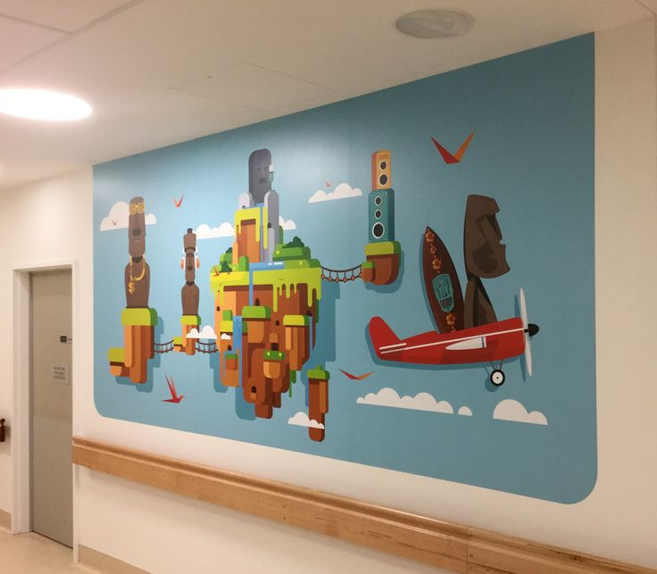 Tamworth Regional Referral Hosipal. Children's ward.