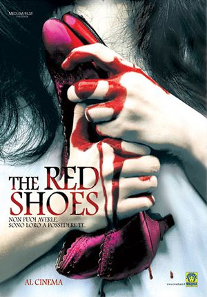 "The Red Shoes (2.5 stars) No jumps, no scares, and it doesn't play entirely fair in the storyline - not enough clues to deduce what is going on so when the ""twist"" comes, it is not a shock exactly, but you didn't get the impression it was carefully laid out. The supernatural element is nice, and the gore/effects are decent. It has a detailed back story. The shoes, however, are pink, not red. That bothered me too."