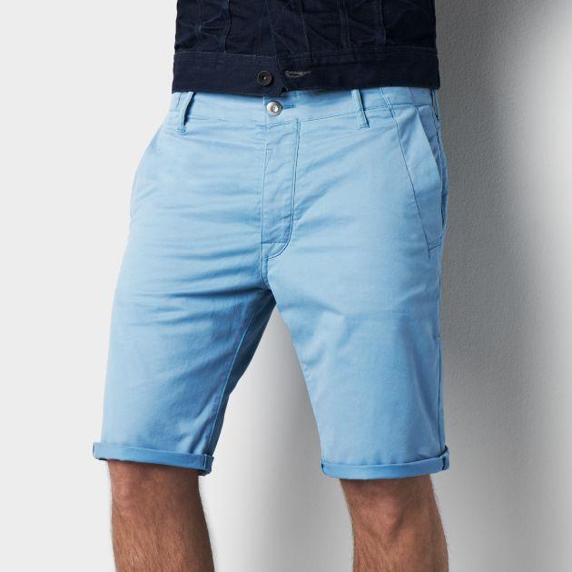 G-Star RAW-Correct Bronson Chino Shorts-Men-Shorts