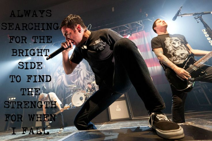 93 best Adtr images on Pinterest | Lyric quotes, Band ... A Day To Remember Violence Lyrics