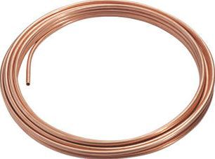 Wednesbury Microbore Copper Pipe Coil 10mm x 10m 10mm diameter copper pipe. Table W. Annealed. Soft. http://www.comparestoreprices.co.uk/january-2017-9/wednesbury-microbore-copper-pipe-coil-10mm-x-10m.asp