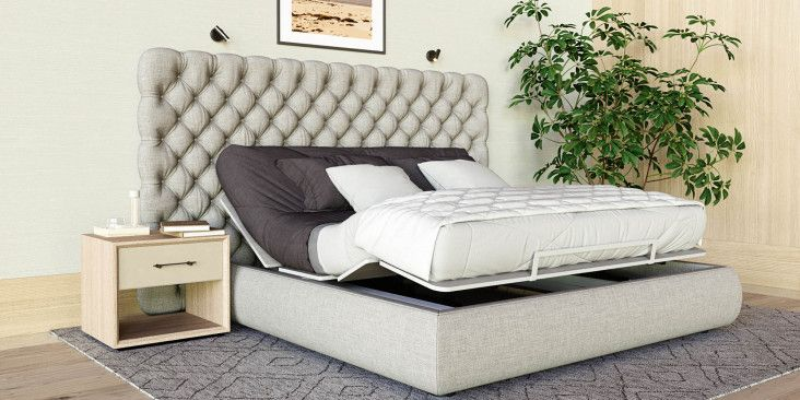 17 Most Popular Bed Frame Without Headboard Adjustable Beds