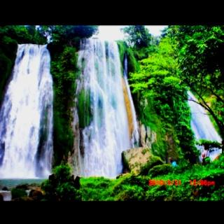 Cikaso Waterfall, Sukabumi-Indonesia