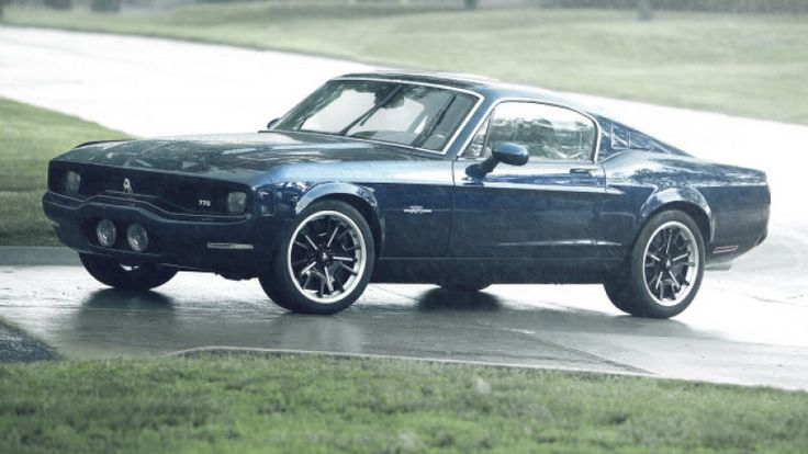 Equus Bass 770 is a restomod Mustang with ZR1 power [w/video] - Autoblog