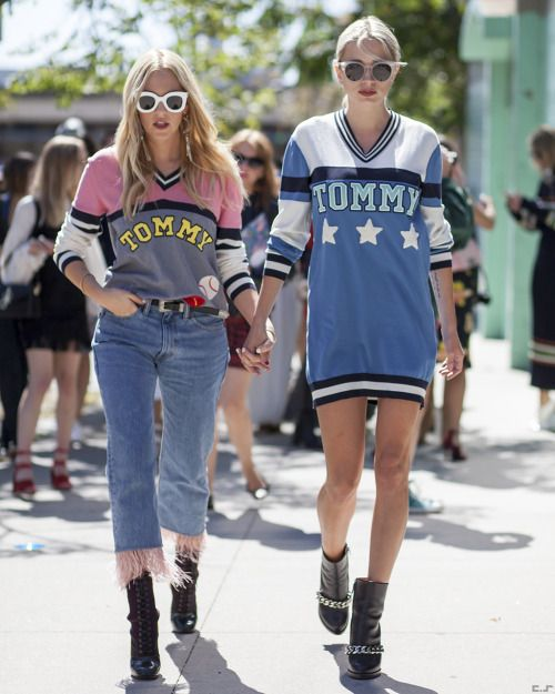 After Tommy Hilfiger SS16. New York Fashion Week