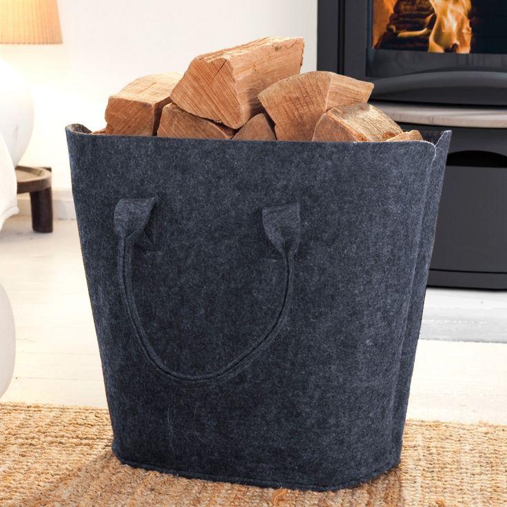 die besten 17 bilder zu kaminholz auf pinterest brennholz protokolle und tragetasche tutorial. Black Bedroom Furniture Sets. Home Design Ideas