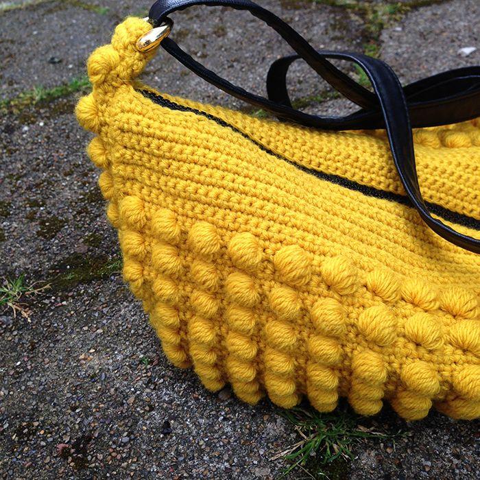 DIY - heaklet taske