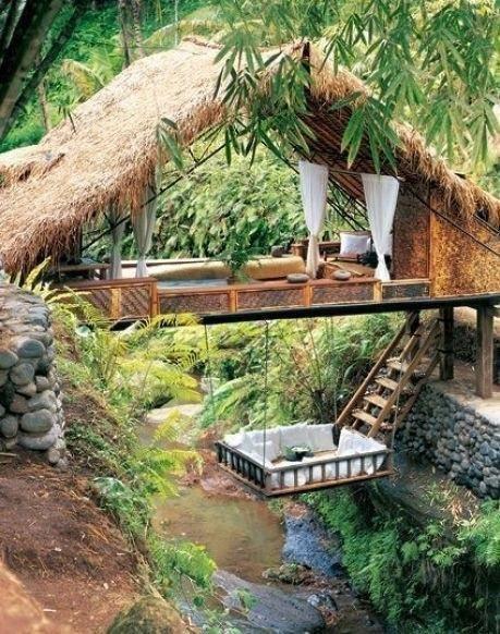 treehouse patio