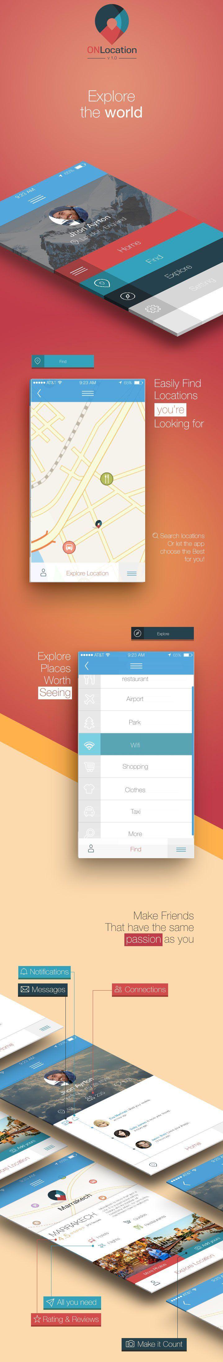 17 besten Android design Bilder auf Pinterest | Android ui ...