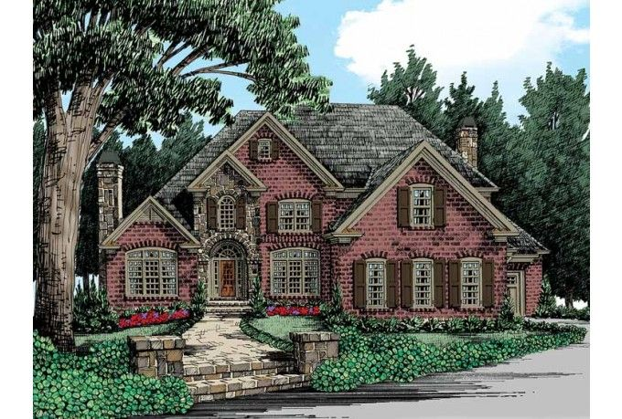 Eplans cottage house plan ultimate master suite 3558 for Eplans cottage house plan