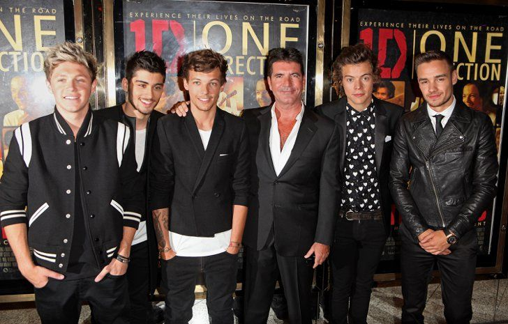 Pin for Later: This Video of Simon Cowell's Son Drumming Along to One Direction Will Melt Your Heart