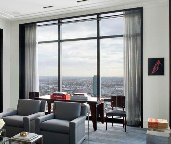 Trump World Tower Apartment 8 Striking Penthouse Adorning the 77th Floor of the Trump World Tower