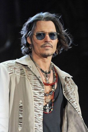 johnny depp lone ranger | Johnny Depp Adopted by the Comanche Nation, Remains Cooler Than ...