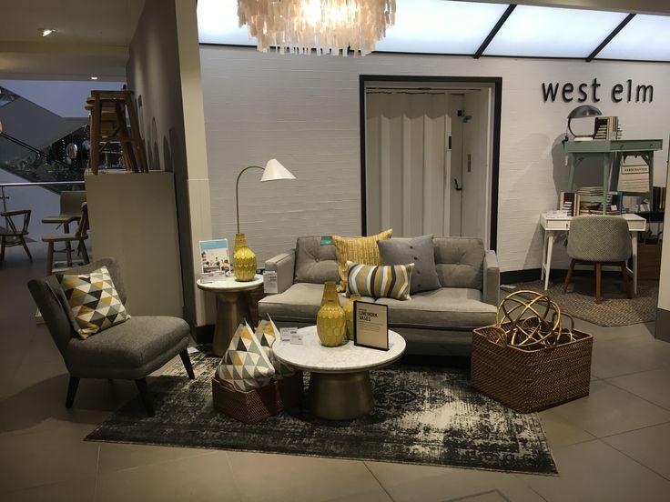 John Lewis visual merchandising #westelm #visualmerchandising #styling