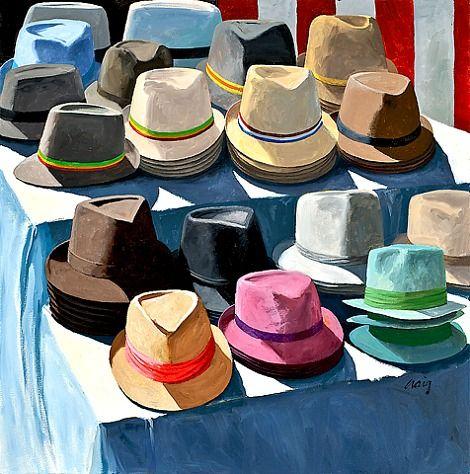 Bryn Craig Hats 2012