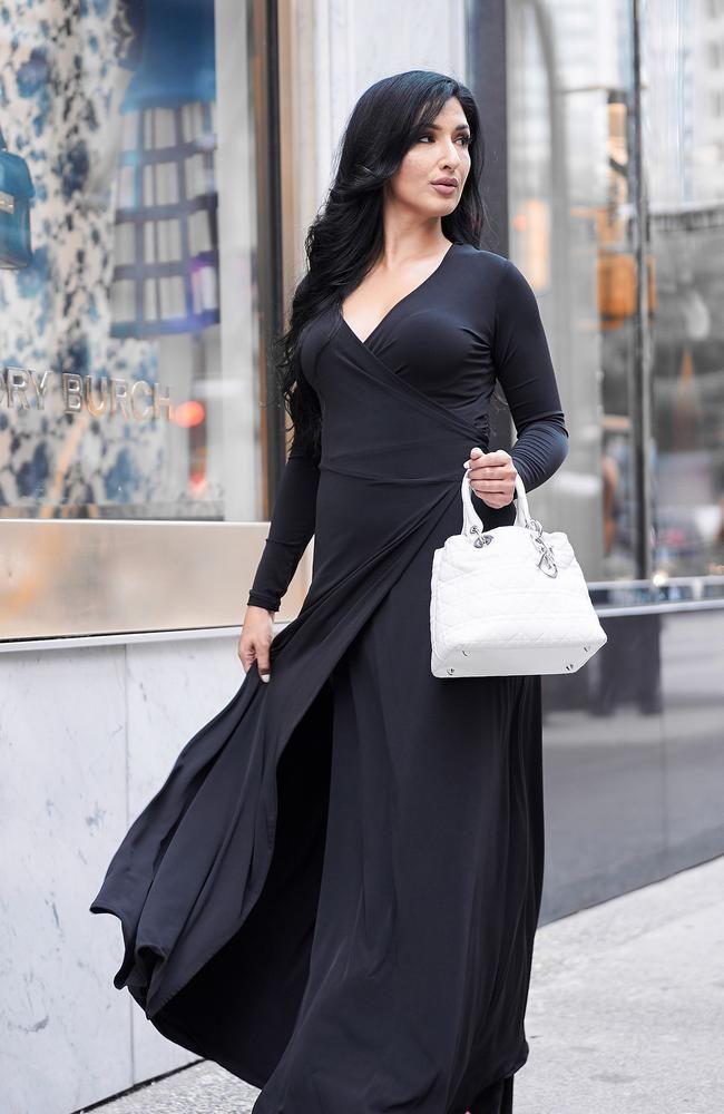 Kiren Black Dress